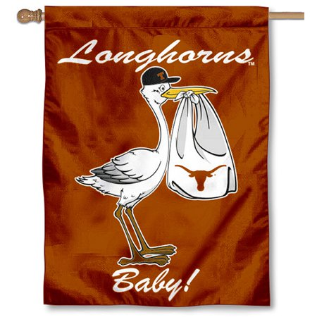 Texas Longhorns New Baby - Longhorn Party Supplies