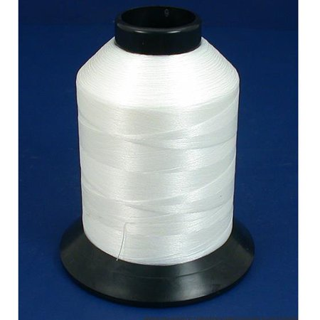 White Nymo Nylon Beading Thread Stringing Sz 0 2894yds