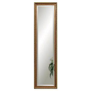 Bassett Mirror Arabella Cheval Mirror in Antique Gold by Bassett Mirror Company