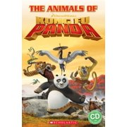 Animals of Kung Fu Panda Book and CD (Hardcover) by