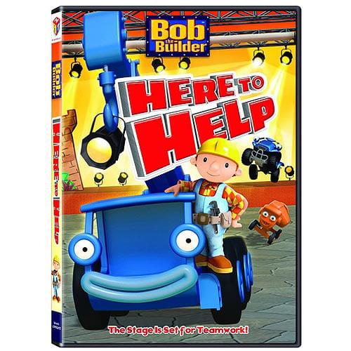 Bob The Builder: Here To Help (Full Frame)