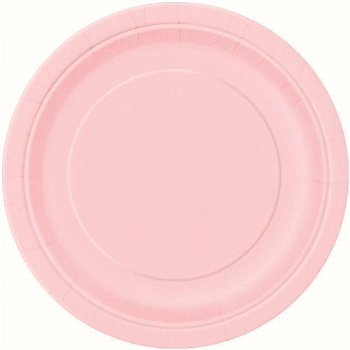 9\  Light Pink Dinner Plates ... : light dinner plates - pezcame.com