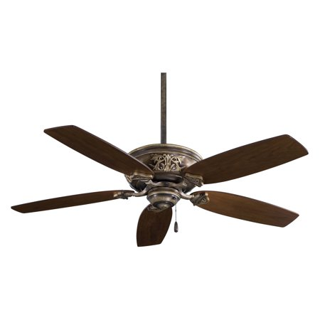 Minka Aire F659-PI Classica 54 in. Indoor Ceiling Fan - Patina Iron - ENERGY (Minka Iron Ceiling Fan)