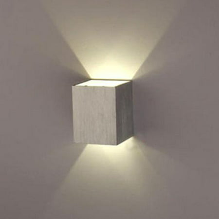 Wall Lamp For Room : AGPtEK Indoor Energy Saving LED Soft Light Wall Lamp for Hallway Walkway Living Room Bedroom ...