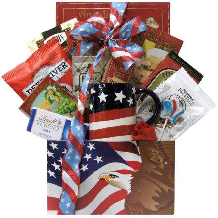 Greatarrivals Com Gift Baskets Great Arrivals Enduring Freedom Welcome Home Solider Gift Basket