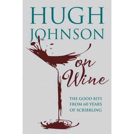 Hugh Johnson on Wine - eBook - E J Johnson Halloween