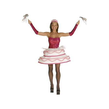 Adult Sexy Birthday Cake Costume - Birthday Cake Costume For Adults