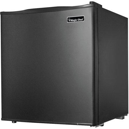 Magic Chef 1.7 cu ft Compact All Refrigerator, Black