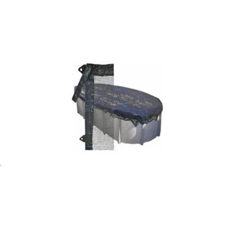 Kwang Sung LN2545A 21 x 41 ft. Oval Above Ground Leaf Guard Cover - image 1 of 1