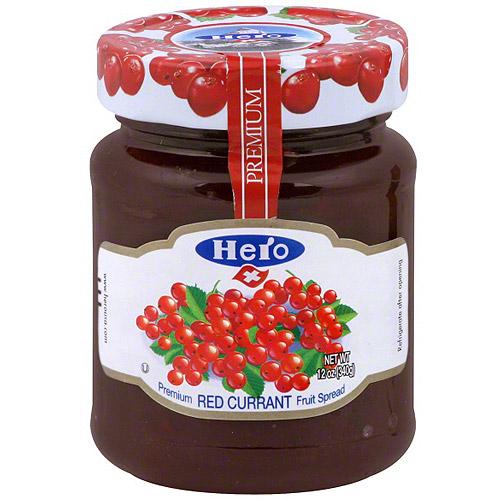 Hero Red Currant Preserves, 12 Oz (pack