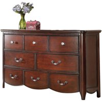 Acme Furniture Cecilie Cherry Dresser with Eight Drawers