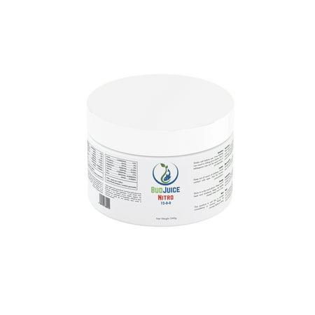 BudJuice - Nitro 12-0-0 Organic Fertilizer Blood Meal based Nitrogen - image 1 of 1