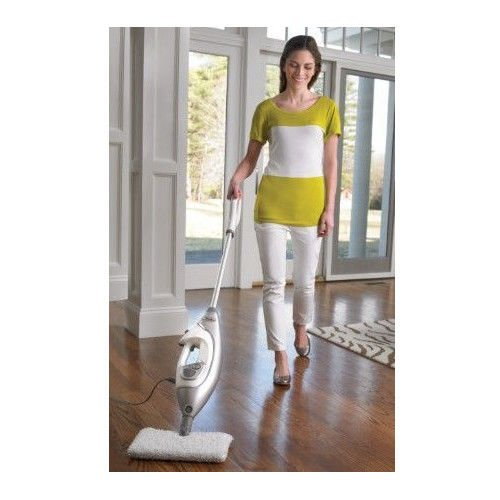 Shark Lift-Away 2 in 1 Corded Steam Pocket Mop S3901 Certifed Refurbished