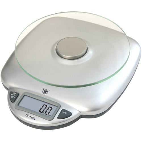 Biggest Loser 11-lb Glass Digital Kitchen Scale