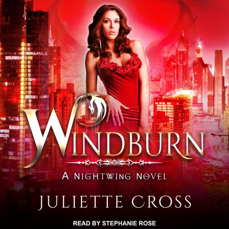Windburn - Audiobook