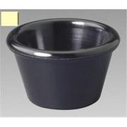 Gessner Products IW-0393-BN 3 oz. Smooth-Sided Ramekin- Case of 12