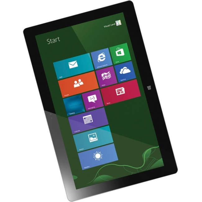 VISUAL LAND                         ME-89W-BK-16GB       8.9IN WINDOWS TABLET 16GB