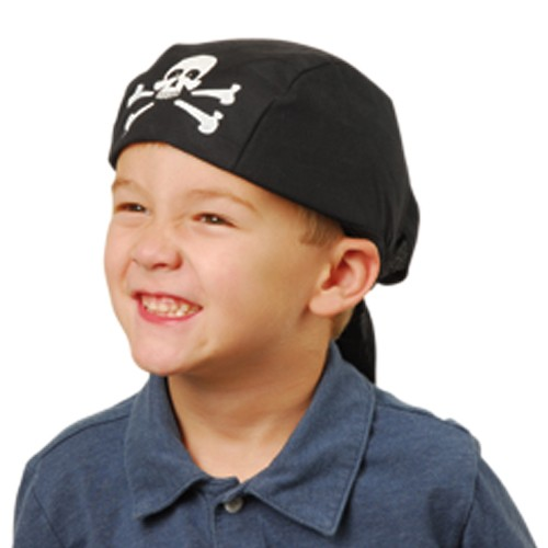 US TOY H376 Pirate Head Scarves by US Toy