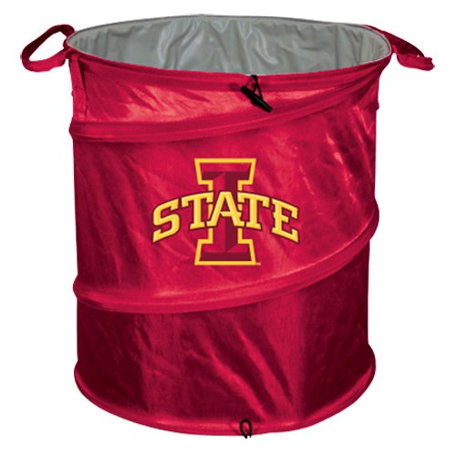 Iowa State Cyclones Trash Can