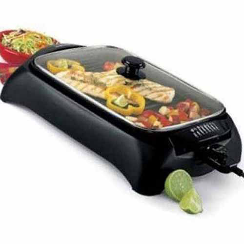 WB Indoor Grill 15x11 Blk