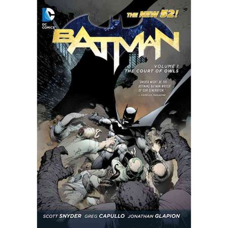 Batman 1: The Court of Owls by
