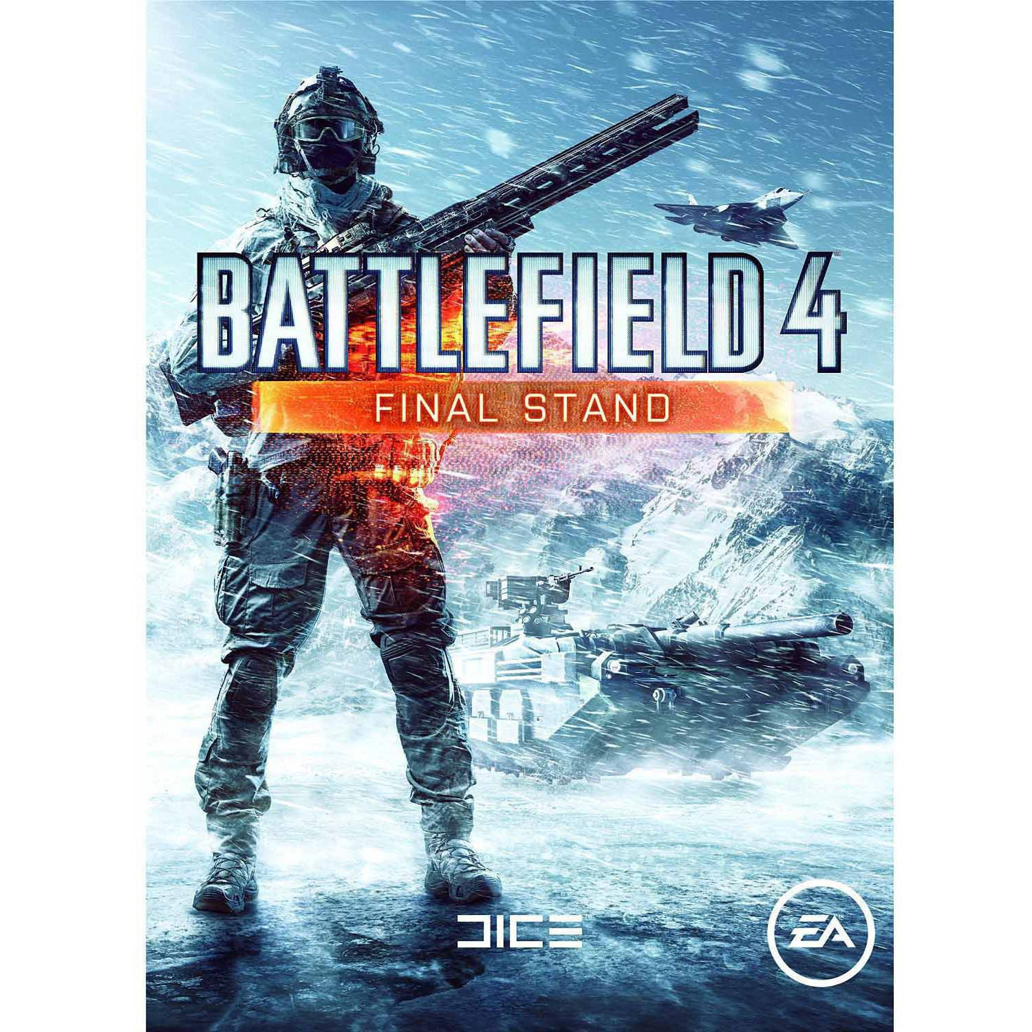 Electronic Arts Battlefield 4 Final Stand (Digital Code)