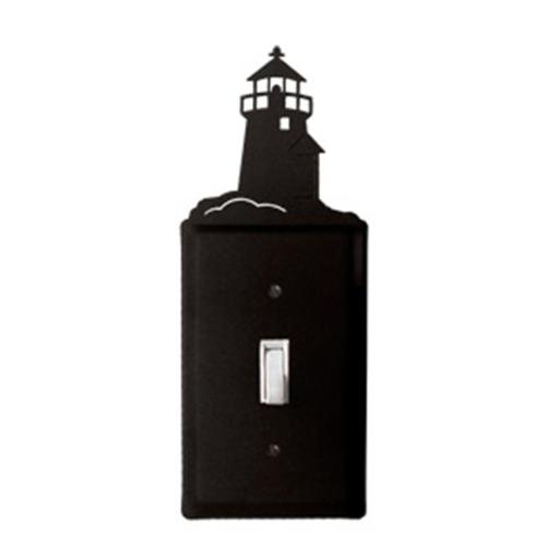 Village Wrought Iron ES-10 Lighthouse - Single Switch Cover
