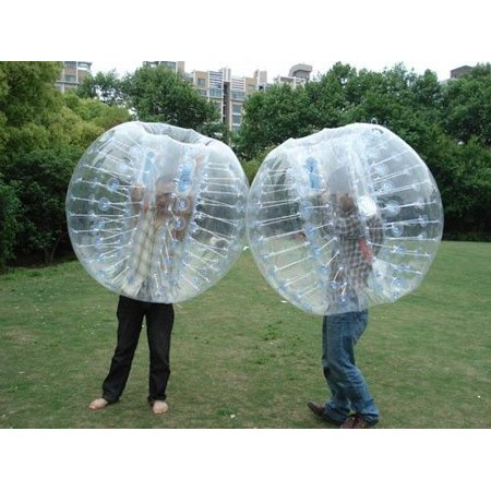 Inflatable Soccer (1.2M PVC Inflatable Bumper Ball Outdoor Human Bubble Soccer Ball Football)