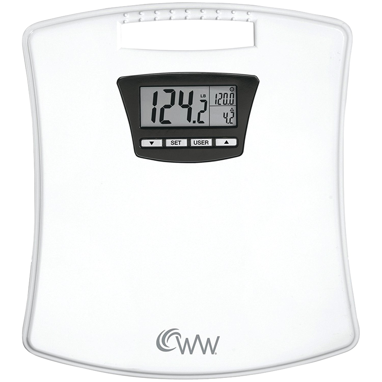 Conair Ww45y Compact Tracker Scale