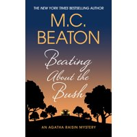 Beating about the Bush (Hardcover)(Large Print)