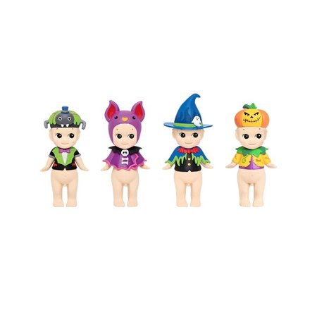 Sonny Angel Japanese Style Mini Figure One Random Halloween 2016 Series Toy (Mcdonald's Japan Halloween)