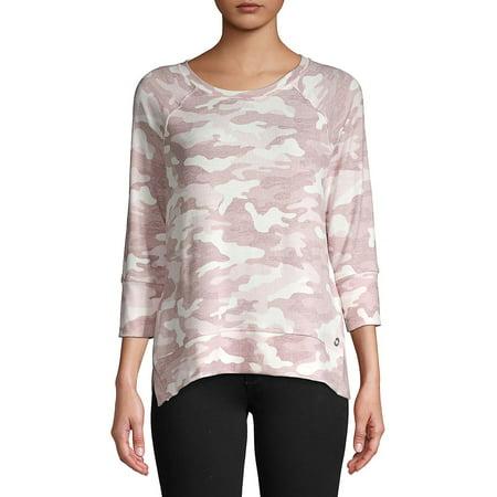 Camo Pullover Calvin Klein Long Sleeve Pullover