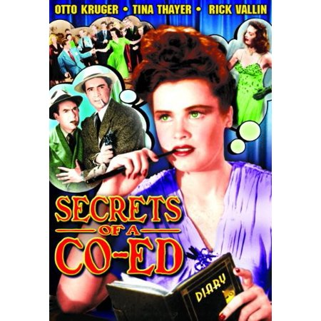 Image of Secrets Of A Co-ed (Dvd), Movies