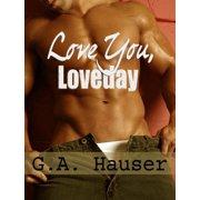 Love You, Loveday - eBook