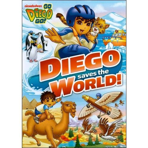 Go, Diego, Go!: Diego Saves The World (Full Frame)