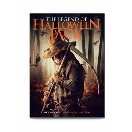 The Legend Of Halloween Jack (DVD)](Halloween In Anderson Sc)