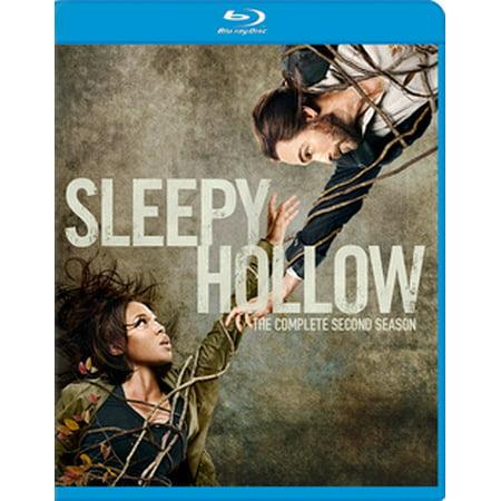 Sleepy Hollow: The Complete Second Season (Blu-ray) (Sleepy Hollow Halloween Party)