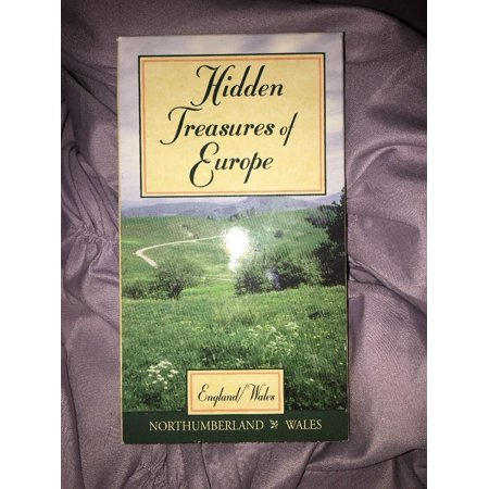 Hidden Treasures of Europe: Northumberland, England Wales (VHS, 1999) (1999 Love Treasures)
