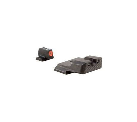 Trijicon Smith And Wesson Mp Hd Orange Front Outline Sight .272 High