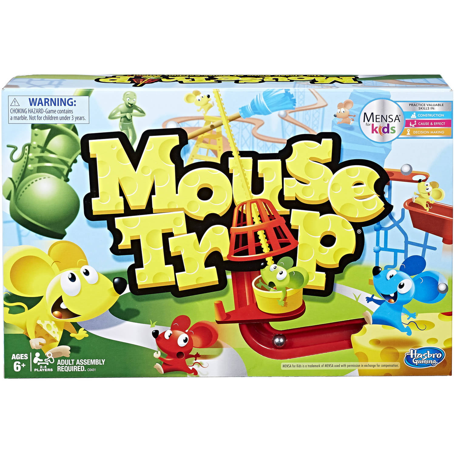 Mouse Trap Game by Hasbro