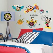Wallhogs Disney Mickey and Friends Clubhouse Pilot Cutout Wall Decal