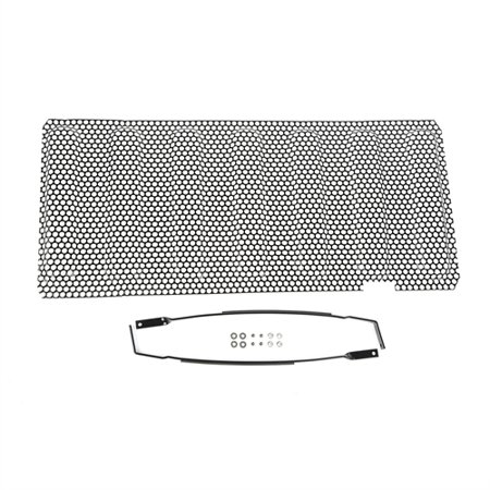 Rugged Ridge Grille Insert  Black  Fits 2007 To 2016 Jk Wrangler  Rubicon And Unlimited 11401 32