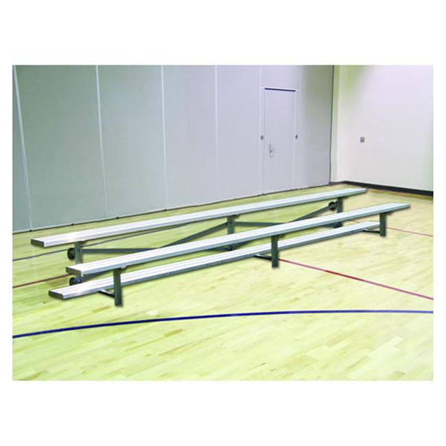 Jaypro Sports BLCH-2TRG Standard 2 Row 15 ft.  Tip and Roll