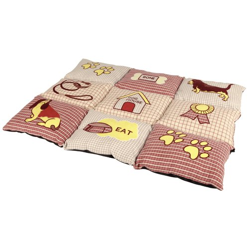Tucker Murphy Pet Markham Patchwork Quilted Pad
