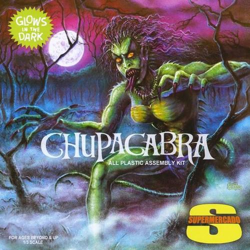 Supermercado - Chupacabra [CD]