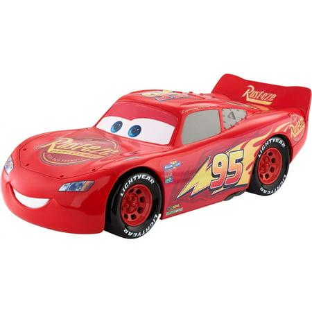 Disney/Pixar Cars 3 Power Revs Lightning McQueen Vehicle