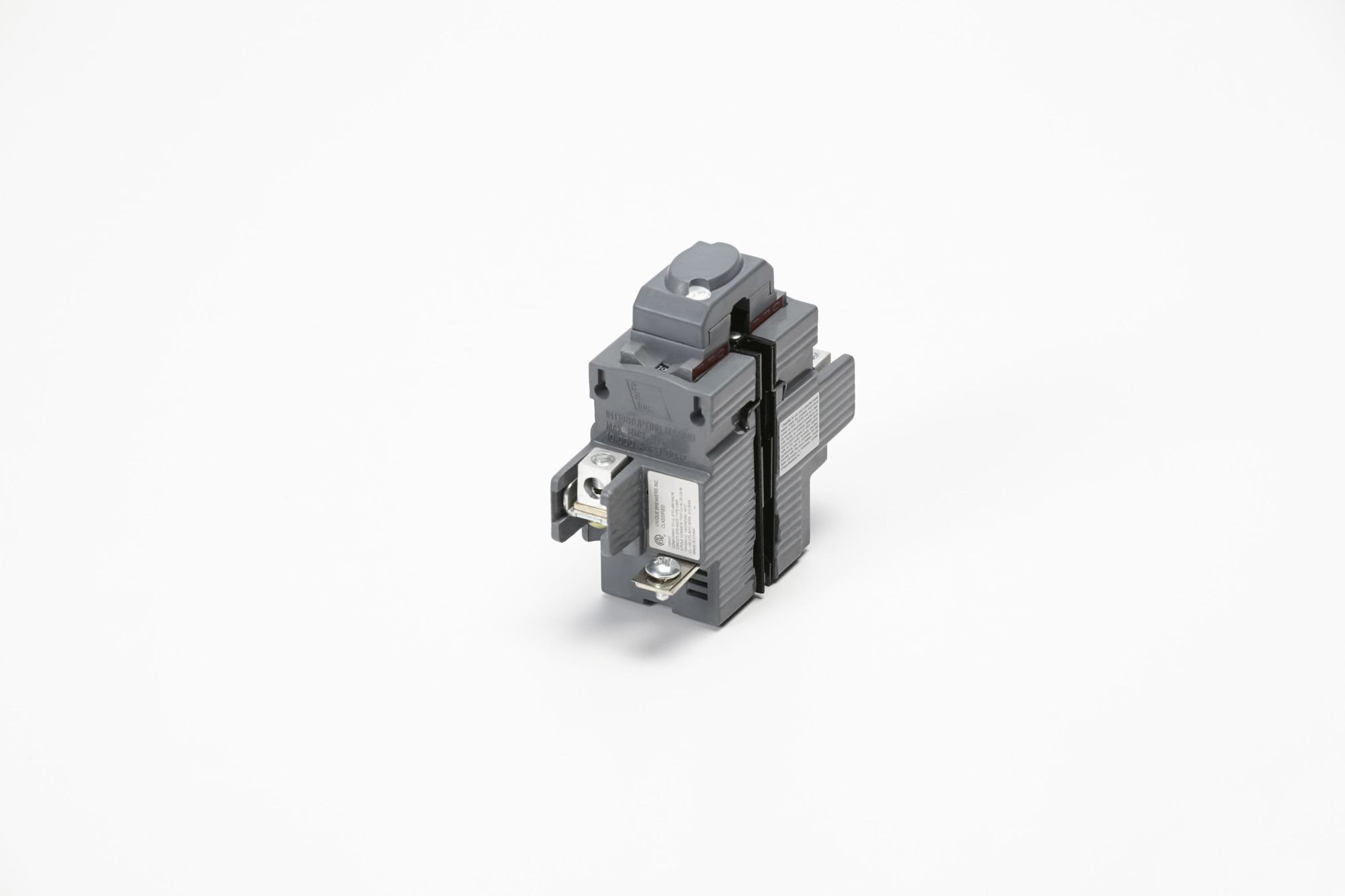Two Pole 30 Amp Circuit Breaker Manufactured by Connecticut Electric UBIP230-New Pushmatic  P230 Replacement 0234-100524-3817