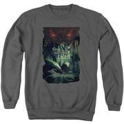 Hobbit Taunt Mens Crewneck Sweatshirt
