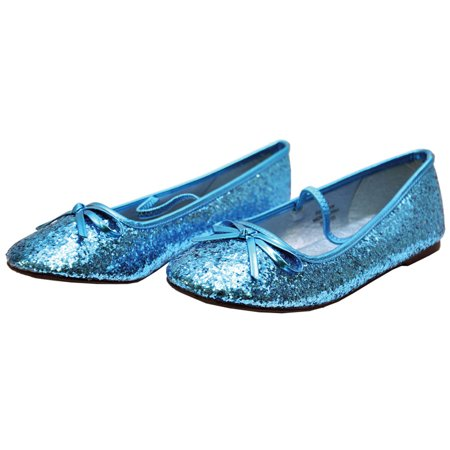 Flat Ballet Glitter Child Shoes