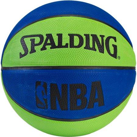 Spalding Nba Mini Basketball  Blue Green